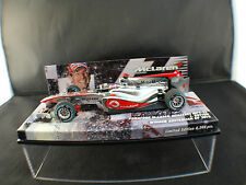 Minichamps Vodafone Mc Laren Mercedes MP4/25 Button edn 43 n°114 neuf 1/43 MIB