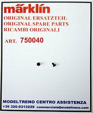 MARKLIN   75004 750040  VITE (2pz) -  SCHRAUBE-ZYL.  (2 Stück)