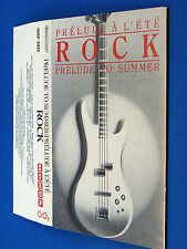 HONDA ROCK - Prelude to Summer - 1989 VG++ CASSETTE (Lean On Me/Brandy/My Girl)