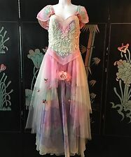 Fairy Prince Dress Womens' Size 12 Renaissance Prom CosPlay Party or Festival