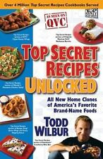 Top Secret Recipes Unlocked: All New Home Clones of America's Favorite Brand-Na
