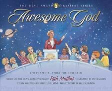 Awesome God: A Very Special Story for Children with CD Audio Dove Award Signa