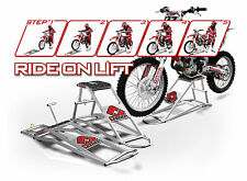 Risk Racing Ride On Bike Stand Motocross Enduro RR1 MX Stand WR WRF EXC KLX EXCF