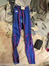 """Speedo Fastskin Legskin 26 26"""" open water racing tights mens male boys swimsuit"""