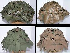 F  OCCASION : Couvre casque filet / salade pour casque d'acier M51 F1 ou kevlar