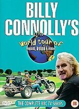 Billy Connolly's World Tour Of England, Ireland And Wales Dvd New & Sealed