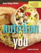 Nutrition and You by Joan Salge Blake (2016, loose leaf)
