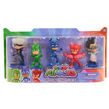 *PJ Masks* COLLECTIBLE FIGURES 5 PACK SET- New Release!!