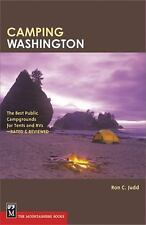 Camping Washington: The Best Public Campgrounds for Tents and RVs--Rated and Rev