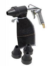 BGS Werkzeug PRO+ Druckluft-Sandstrahlpistole mit Zubehör Druckluftpistole