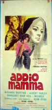 locandina 1967 ADDIO MAMMINA-Miranda Martino-Albert Farley-Margaret Rose Keil