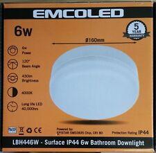 Hochwertig WC Toilette Bad LED Schott Klein Decke Wandlicht Befestigung