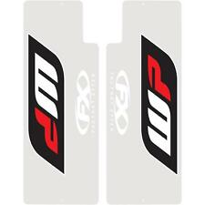 Factory Effex Upper Fork Shield Graphic Kit 17-38080 Clear 4302-3623 17-38080