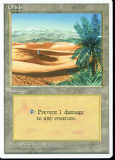 MAGIC THE GATHERING 4TH EDITION LAND OASIS