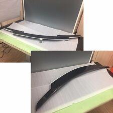 Carbon + White 149 Polar White for BENZ SLK R172 Boot Trunk Spoiler SLK200 AMG