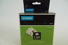 DYMO LabelWriter 30857 Self-Adhesive Name Badges 2 1/4 x 4 1 Roll 250 Badges NEW