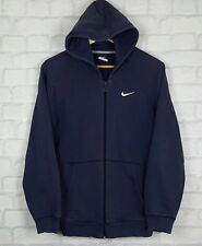 VINTAGE RETRO 90'S NIKE SPORT ATHLETIC URBAN HOODIE SWEATER JUMPER SWEATSHIRT XS