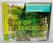 After School THE BEST OF 2009-2012 Korea Ver. Taiwan CD only+20P (Play Girlz)