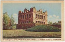 COLLI EUGANEI - MONTECCHIA DI SELVAZZANO - VILLA CAPODILISTA (PADOVA) 1927