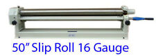 50'' Slip Roll Roller 16 Gauge Sheet Metal Fabrication ***FREE SHIPPING***
