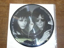 SISTERS OF MERCY A rare interview with Part 2- PICTURE-DISC 45t/7""