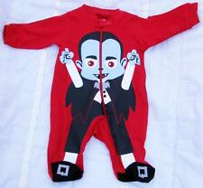 Reborn Newborn baby Gothic Dracula Vampire glow in the dark pajamas Twilight
