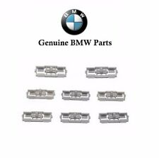 NEW BMW E53 X5 3.0i 4.4i 4.6is 4.8is Gray Door Seal Clip Front Rear Set of 8