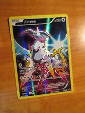 FULL ART Pokemon Mythical ARCEUS Card Black Star PROMO XY116 Set Collection Box