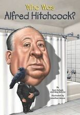 Who Was Alfred Hitchcock? by Pamela D. Pollack and Meg Belviso (2014, Paperback)