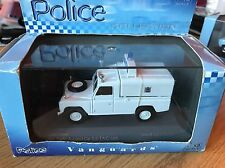Police Vanguards Land Rover Met. Traffic Accident Car S.E.T.A.C. Unit