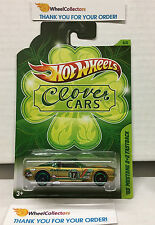 '65 Mustang 2+2 Fastback * Gold * Clover Cars Series Hot Wheels * H71