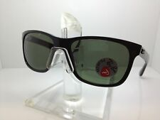 AUTHENTIC RAYBAN RB 4181 601/9A 58MM RAY BAN RB4181 601/9A BLACK/GREEN POLARIZED