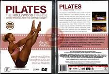 HOLLYWOOD TRAINER PILATES Jeanette Jenkins NEW DVD