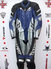 Texport podium 4 2 Piece race Leathers with hump uk 44 euro 54