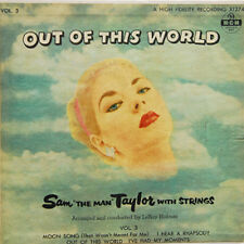 "SAM THE MAN TAYLOR ""Out Of This World Vol. 3"" 7"" EP with cardboard sleeve"