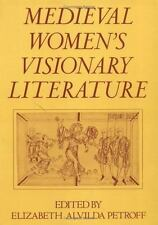 MEDIEVAL WOMEN'S VISIONARY LITERATURE NEW PAPERBACK BOOK