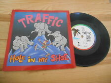 "7"" Pop Traffic - Hole In My Shoe / Here We Go ISLAND REC"
