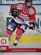 Jakob Mayenschein EV Landshut 2014-15 DEL2-106