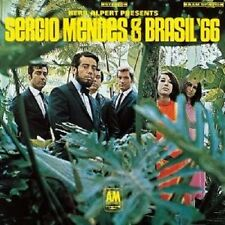 "SERGIO MENDES ""HERB ALPERT PRESENTS"" CD NEUWARE"