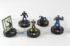 Heroclix MARVEL Galactic Guardians 100 104 Iron Man Wolverine Spider-Man Op