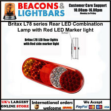 Britax L78.01.ldv  series Rear LED Combination Lamp with Red LED Marker light