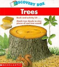 Trees (Discovery Box), Gallimard, Jeunesse Book