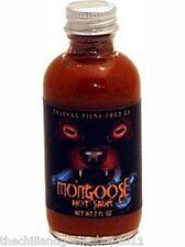 Mongoose Extreme Venomous Hot Sauce