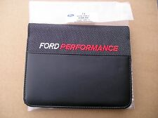 Ford Focus RS mk 3 Ford Performance NEW Owners Manuel/Hand book Case/Wallet