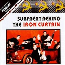Surfbeat Behind the Iron Curtain, Vol. 1 by Various Artists (CD, Sep-1997,...