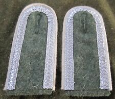 WWII GERMAN HEER ARMY INFANTRY JR. NCO TUNIC SHOULDER BOARDS
