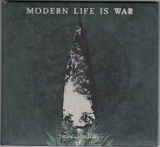 Modern Life Is War - Fever Hunting - CD (Deathwish Digipack)