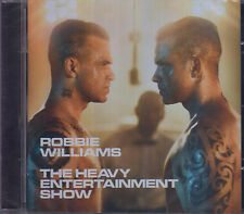 CD - Robbie Williams NEW The Heavy Entertainment Show FAST SHIPPING !