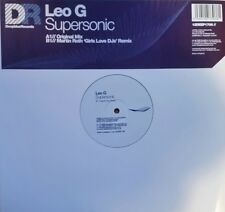 "Leo G  ""Supersonic"" * 12DEEP1706 / Original + Martin Roth 'Girls Love DJs' Remix"