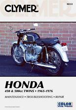 Clymer Repair Service Shop Manual Vintage Honda CB450 65-74 CL450 68-74 CB500T